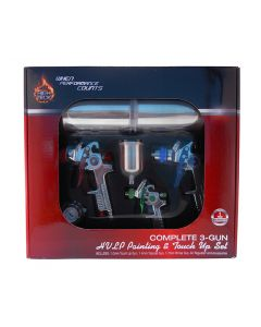 Performance HVLP Spray Gun Kit